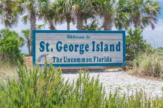 Welcome to St. George Island